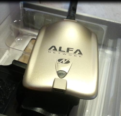 Alfa AWUS051NH Dual Band USB adapter