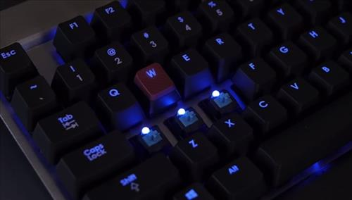 Best Wireless Mechanical Keyboard 2015 Cherry MX Blue