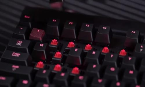 Best Wireless Mechanical Keyboard 2015 Cherry MX red