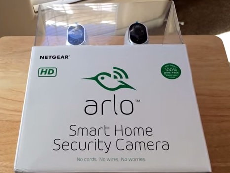 Review, Arlo Smart Home Wireless Security Camera System (VMS3230) by NETGEAR