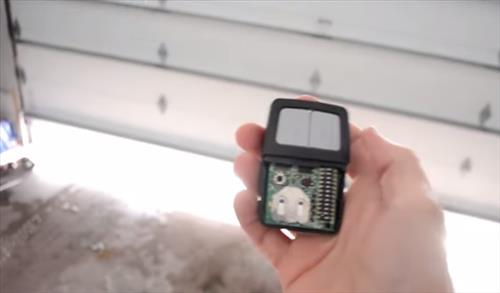 How To Replace A Lost Wireless Garage Door Opener Remote