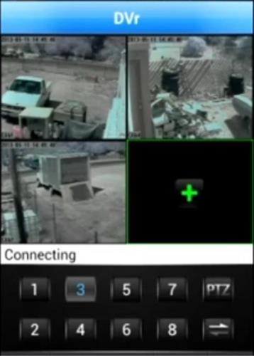 connecting a camera surveillance DVR system guide