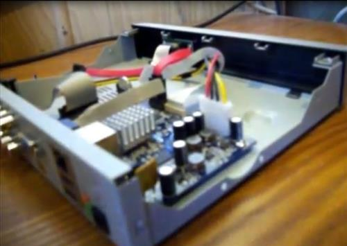 how to install a hard drive in a network dvr. Black Bedroom Furniture Sets. Home Design Ideas