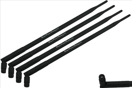 Top Selling Router 2.4 GHz and 5 GHz Dual Band Antennas for WiFi