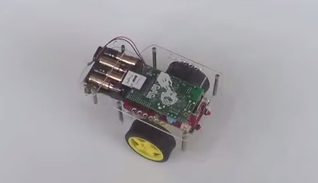 Raspberry pi robot kit