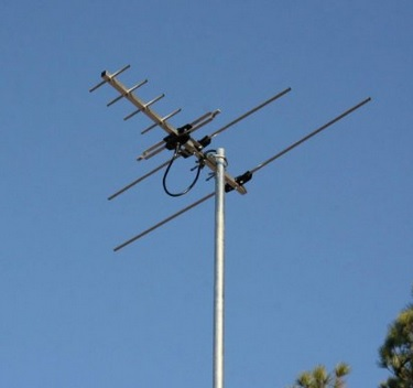 Over the air digital tv antenna reviews wirelesshack - Antena tv exterior ...