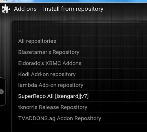 A Guide to KOdi 2016 and Installing Add-ons Install from a Repository