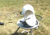Best Portable Automatic HD Satellite Dish for DIRECTV, DISH, Bell TV