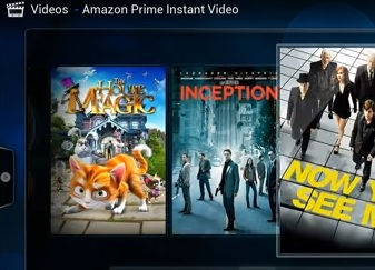 Kodi and Watching Amazon Prime Instant Videos