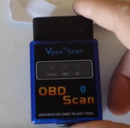 Review Vgate Scan OBD2 Bluetooth Adapter Vehicle Computer Scan Tool