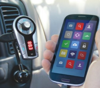 Top 5 Car Bluetooth FM Transmitters of 2015