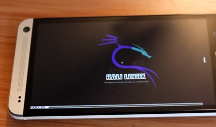Kali Linux Compatible Tablets and Smartphones