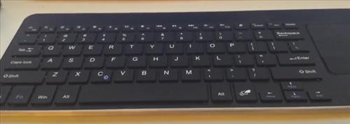 Review Kodi Bluetooth 4.0 Keyboard With Touchpad