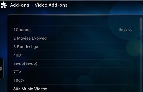 Step by step How to Install KODI addons