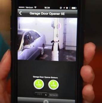 Beast Smartphone Garage Door Openers With Camera