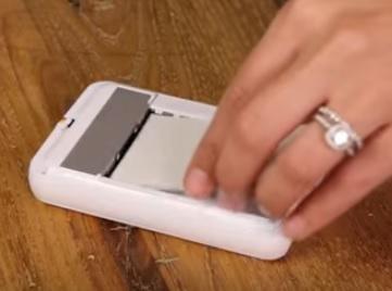 Best Smartphone Mobile Instant Printers Zinc paper