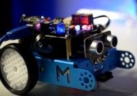 Top 5 Educational Robot Kits for Beginners 2016