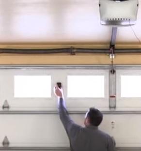 Top Five Smartphone Garage Door Openers Chamberlain Door Sensor