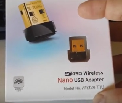 Review TP-LINK Archer T1U Wireless AC450 Nano USB Adapter