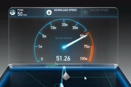 TP Link Archer T2UH Speed Test