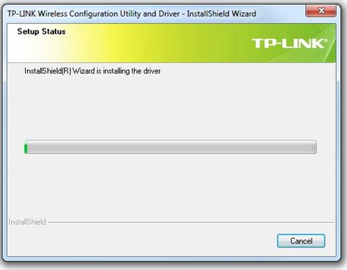 TP Link Install Utility