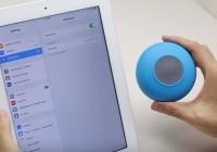 Top 5 Picks for Bluetooth Waterproof Shower Speakers