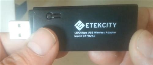 Review Etekcity AC1200 Dual Band USB 3.0 WiFi Adapter