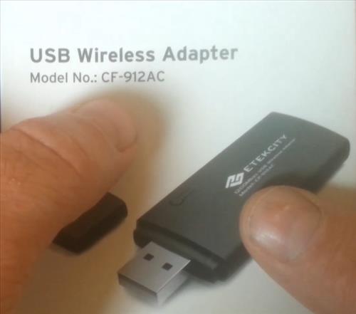 Review Etekcity AC1200 Dual Band USB 3.0 WiFi Dongle