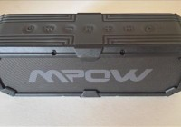 Review Mpow Armor Plus Bluetooth 4.0 Portable Ipx5 Waterproof Wireless Speaker