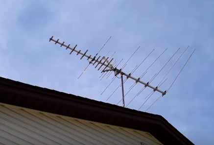Free TV Antenna Channels  No Cable or Satellite  Easy Basic Tutorial Set-Up