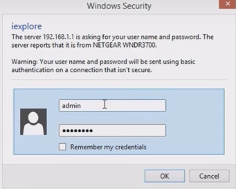How to Expand Your Wireless Range Using an Old Router Enter User Name Password