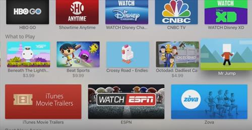 The Apple TV is also a nice improvement over the last generation