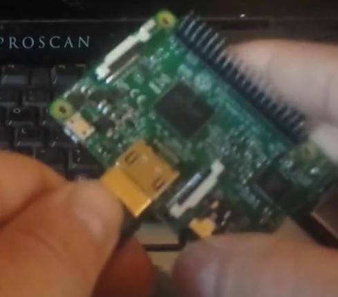 Kali 2.0  on a Raspberry Pi 3