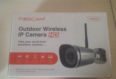 Review Foscam FI9800P Outdoor HD Wireless IP Camera