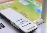 Review TP-LINK TL-WN722N Wireless N150 High Gain USB Adapter