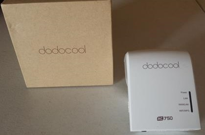 Review dodocool AC750 WiFi Range Extender  AP  Repeater  Router