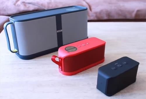 Our Picks for Best Portable Bluetooth Speaker With Bass