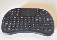 Review ANEWKODI I8 Mini Handheld Wireless Mini Keyboard with Touchpad