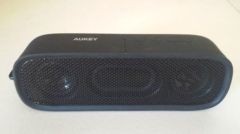 Review AUKEY SK-M7 Bluetooth Portable Speaker