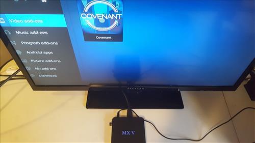 Review Cheap KODI Box MX V S905 Android TV 2GB RAM 2017 Kodi 17.4 7