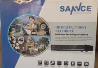 Review Cheap DVR with Cameras and Hard drive SANNCE 8CH Full 960H