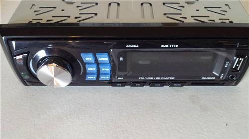 Review Regetek Car Radio Audio Stereo Receiver Bluetooth Handsfree Head Unit Single DIN
