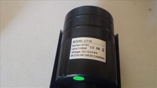 Security Camera C71K Setup and Review