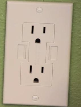 Install USB Faceplate