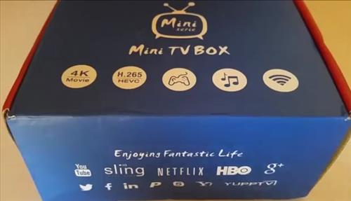 Review: Mini M8S Budget Android Kodi Smart TV Box | WirelesSHack