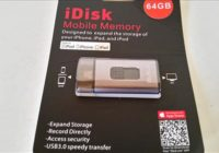 Review OLALA 64GB iPhone Flash Drive External Storage