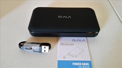 Review iPhone Power Bank