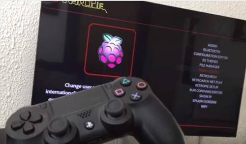 Retropie raspberry pi 4 image download