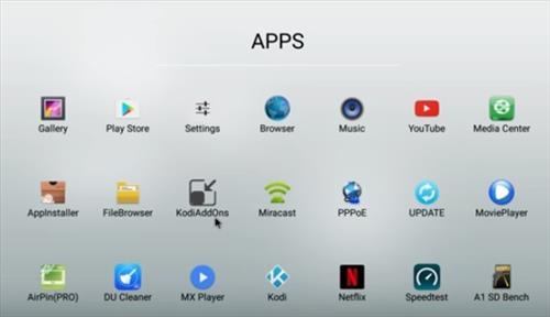 review-kodi-box-mecool-bb2-apps