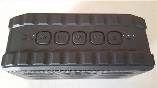 review marsee zerox bluetooth speaker